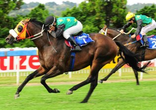 Favourites trumped by their stablemates at Turffontein